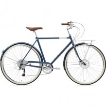 Creme CafeRacer Mens Solo Disc Bike 2018