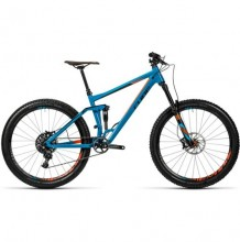 Cube Stereo 160 HPA TM Suspension Bike 2016