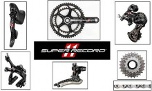Campagnolo Super Record Groupset 11 Speed