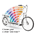 Lopifit Rainbow Bike