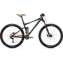 Cube Stereo 120 HPA Pro 29 Suspension Bike 2017