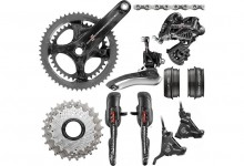 Campagnolo SuperRecord 11Sp Hydraulic Disc Groupset 2018